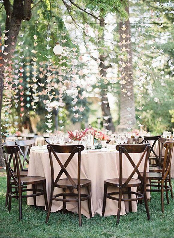 hay muchas ideas para economizar en la boda y en un evento sencillo e ntimo pero no