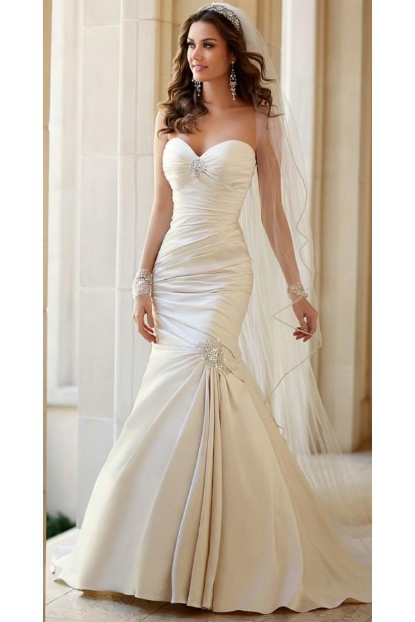 gran venta seleccione para el último mejor lugar El ABC de tu vestido de novia: Entalle